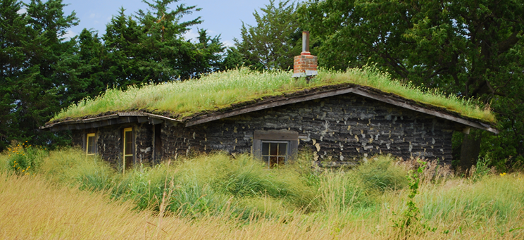 Welcome to Sod House on the Prairie